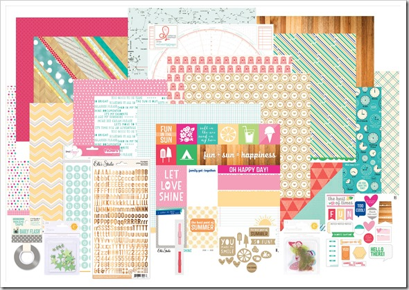 JUNE 2014 HIP KIT CLUB – MAIN KIT