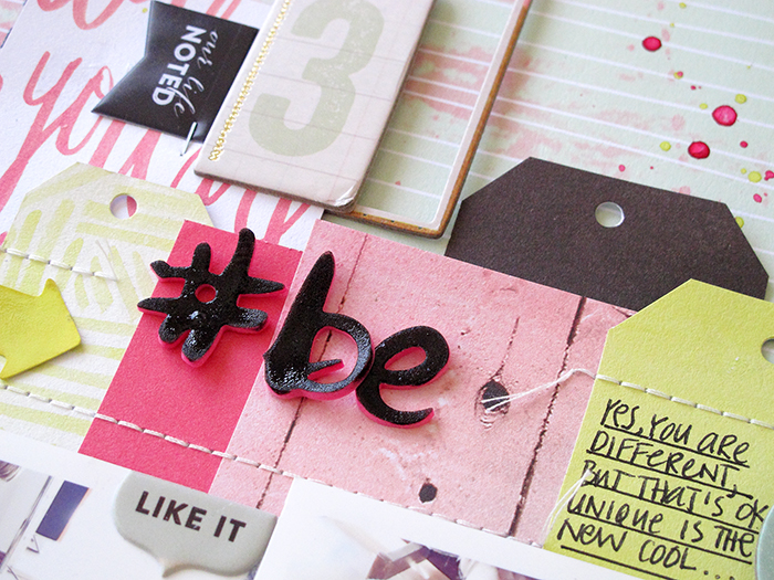 @KimWatson @hipkitclub #2015Februarykit #hipkitclub @We R Memory Keepers @Crate Paper #scrapbooking #layout