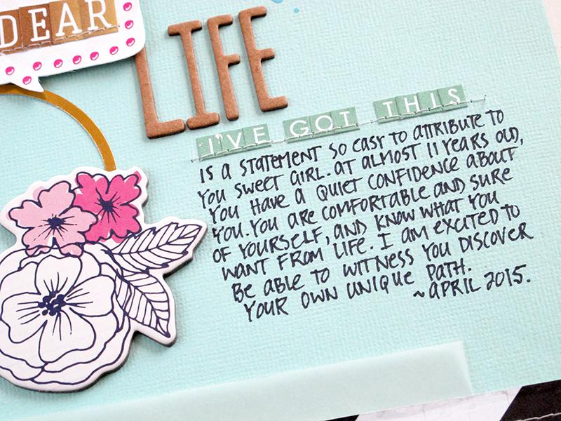Kim Watson+Dear Life+HPK06 blog