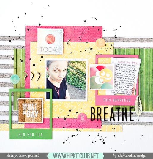 Alex Gadji - Breathe