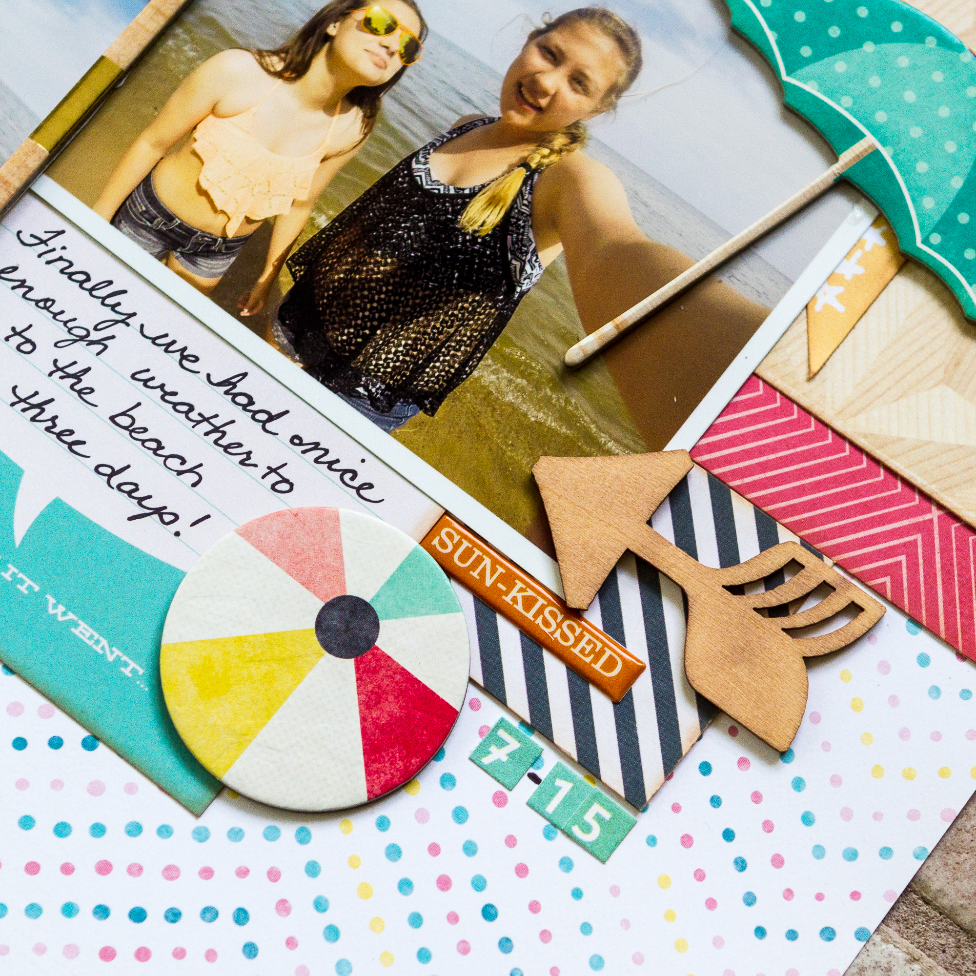 A Layout with Kay – HIP KIT CLUB BLOG