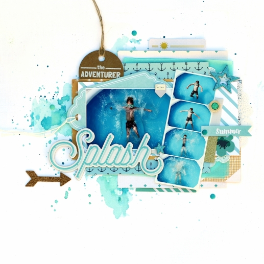 Splash - Christin Gronnslett Hip Kit Club June 2015 01