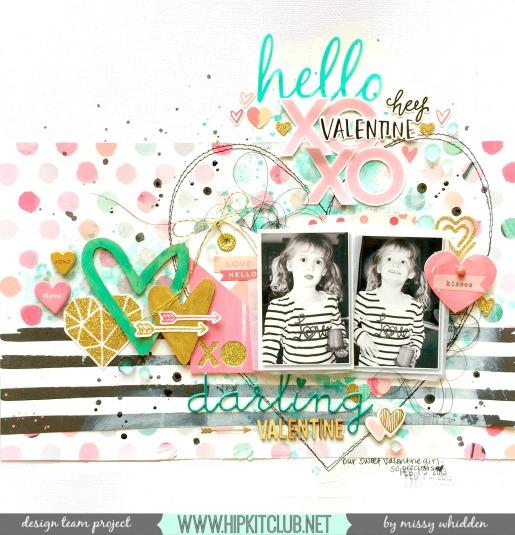Darling Valentine