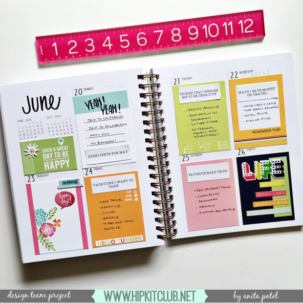 6-28-16 HKC Blog Planner Project