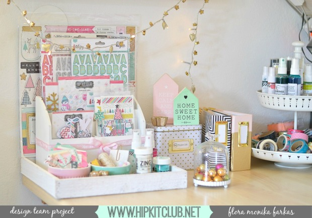 december-daily-craft-room
