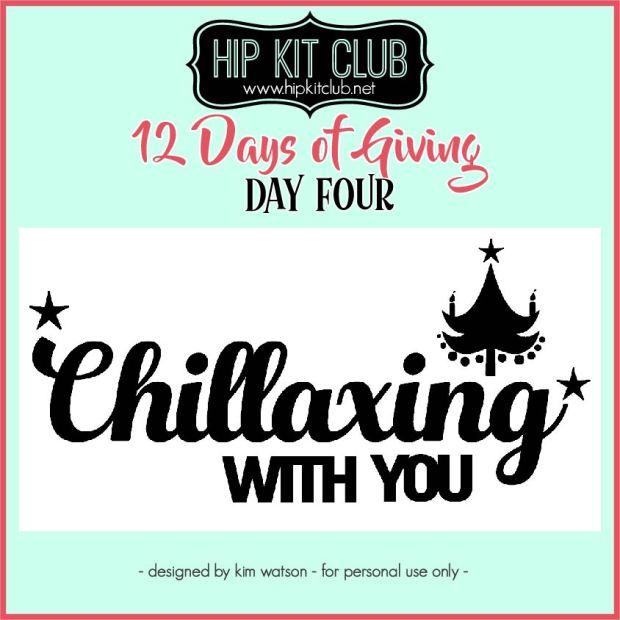 freebie-giving-day-4-chillaxing