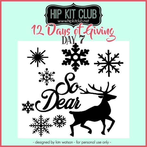 freebie-giving-day-7-deer