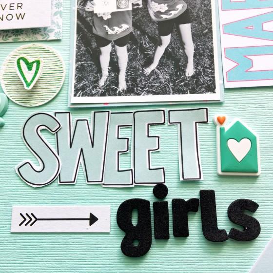 Sweet Girls detail 2