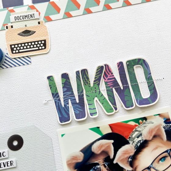 wknd memories detail