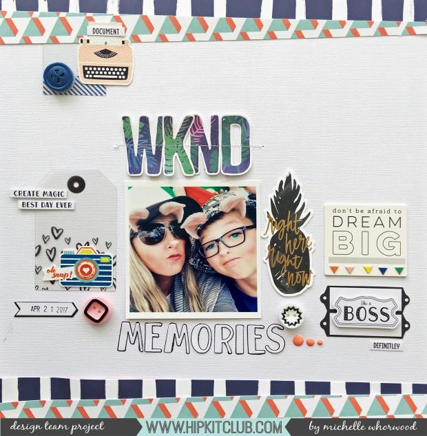 wknd memories