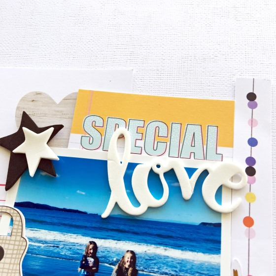 Special Love detail